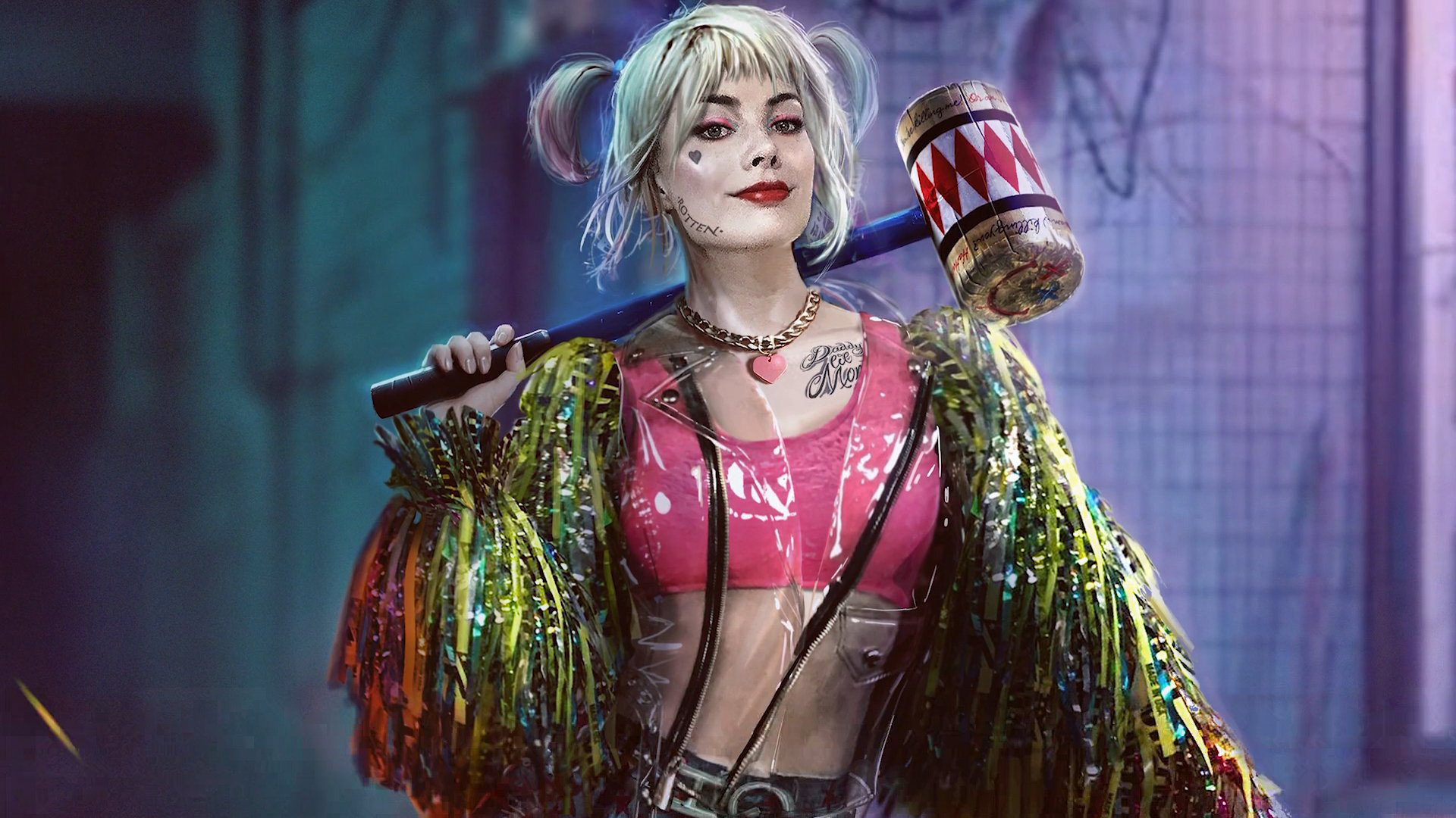 Film Review Birds Of Prey Lucy Goes To Hollywood